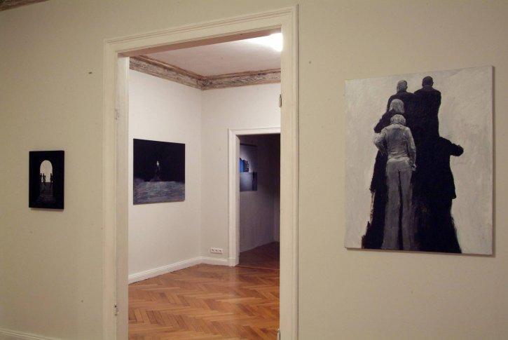 Barbara Kirsch, Ausstellungsansicht