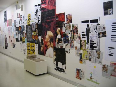Ausstellungsansicht '16 Seconds', INSIDE Store, 2007, Hannover
