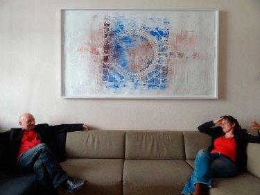 Ruppe Koselleck / Susanne von Bülow, Das Sofabild
