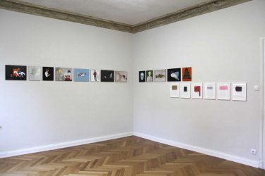 Letzte Worte, 2011, Umtrieb – Galerie für aktuelle Kunst