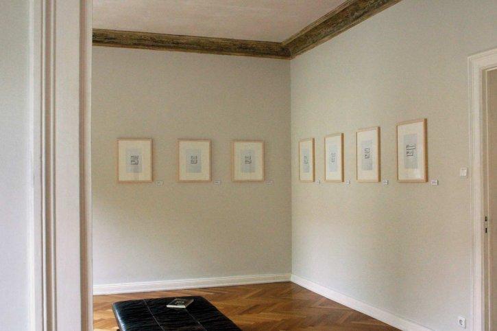 Thomas Judisch, Ausstellungsansicht