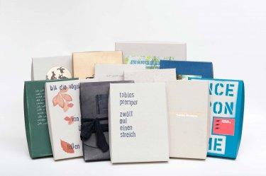 'Boxenbücher', Covershot, Foto: Daniel Pasche
